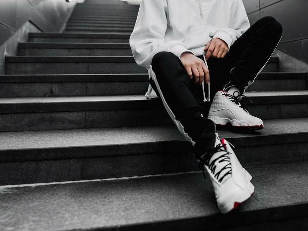 obuwie męskie sneakersy