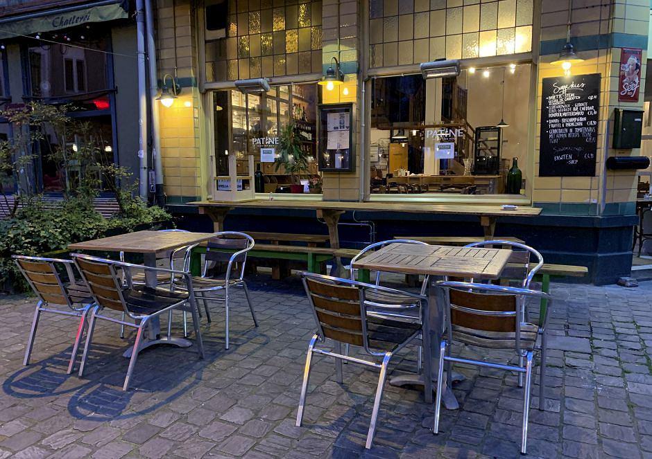 Jak w większości krajów w UE, w Belgii zamknięto bary i restauracje, Belgowie jeżdżą na jedzenie do sąsiedniej Holandii