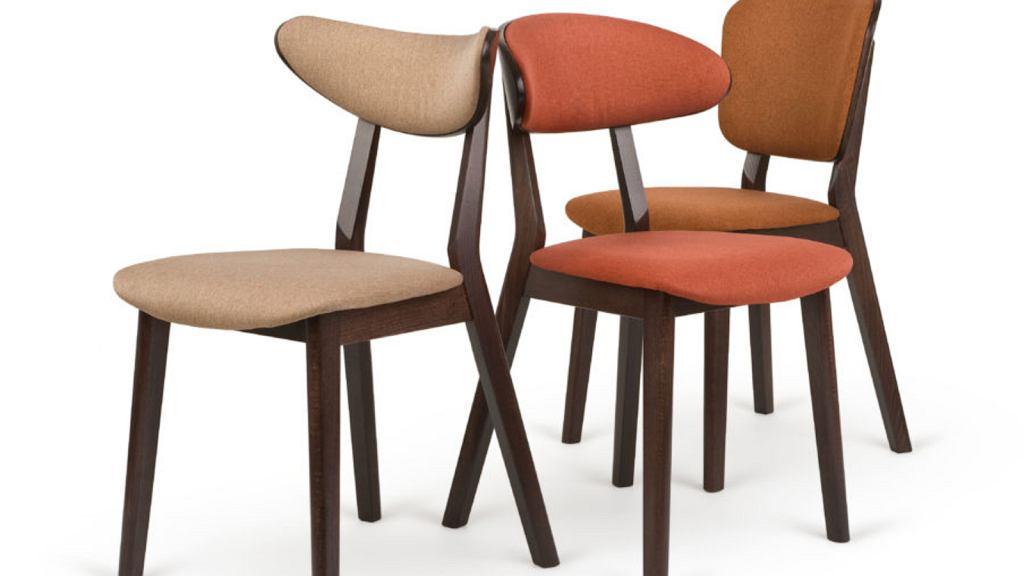Krzesła z kolekcji LOF.