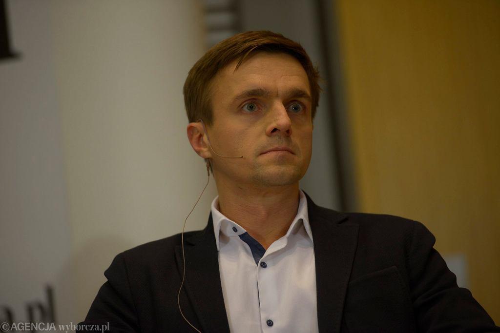 Leszek Jażdżewski. Zdjęcie ilustracyjne