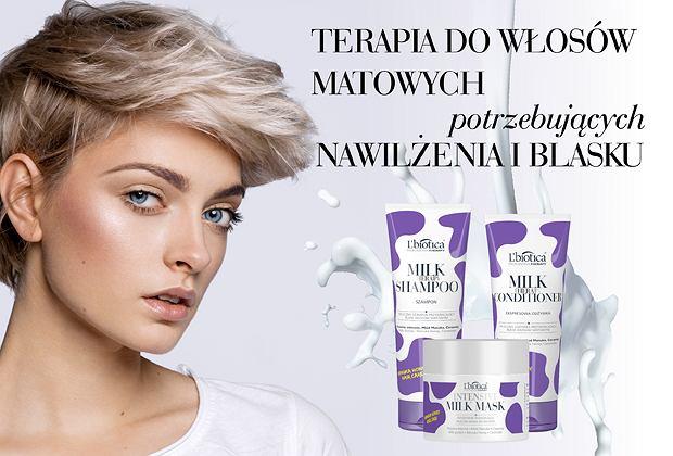 Kosmetyki mleczne L'biotica
