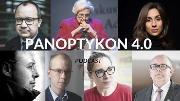 Współautorzy podcastu Panoptykon 4.0 'Strach nasz powszechny'