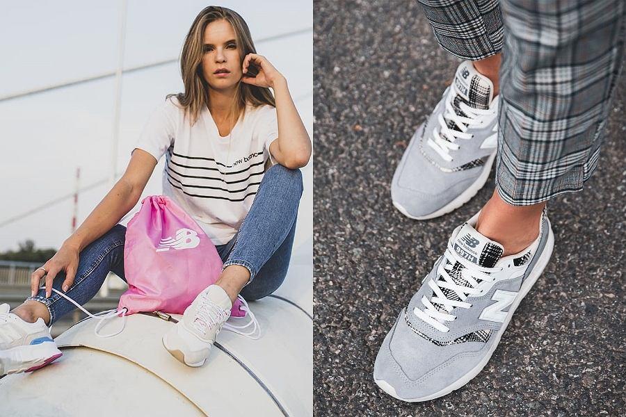 Sneakersy New Balance - jak je nosić i do czego?