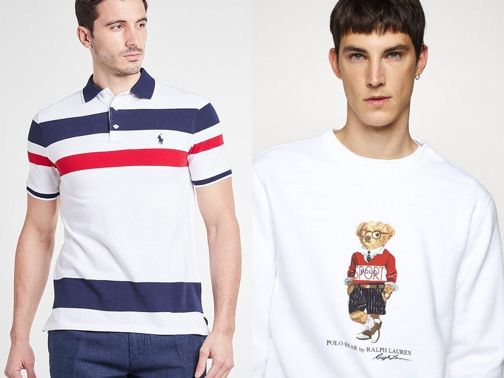 Polo Ralph Lauren: wyprzedaż ubrań