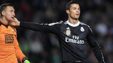 Przemysław Tytoń i Cristiano Ronaldo