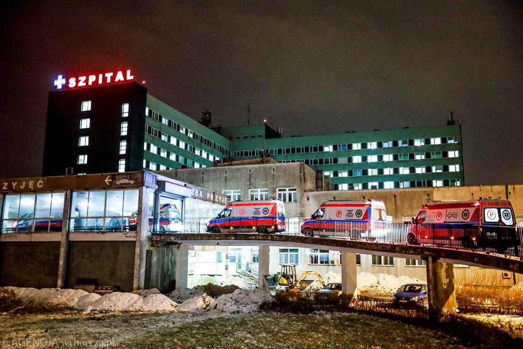 SOR w Radomiu. Urząd Wojewódzki przeprowadził kontrolę w placówce