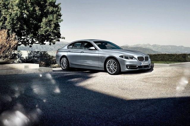 BMW serii 5 Limuzyna