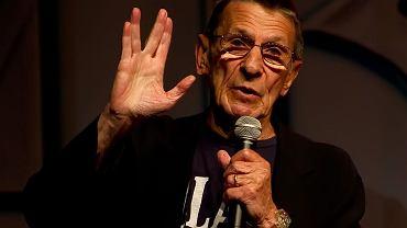 Leonard Nimoy w 2011 r.