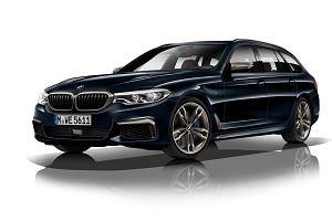 BMW M550d xDrive | Rekordowy silnik Diesla