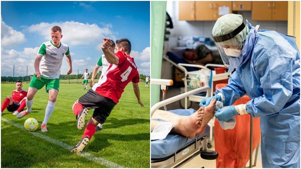 Obostrzenia w sporcie wprowadzone ze względu na trzecią falę zakażeń epidemii koronawirusa przedłużone do 18 kwietnia