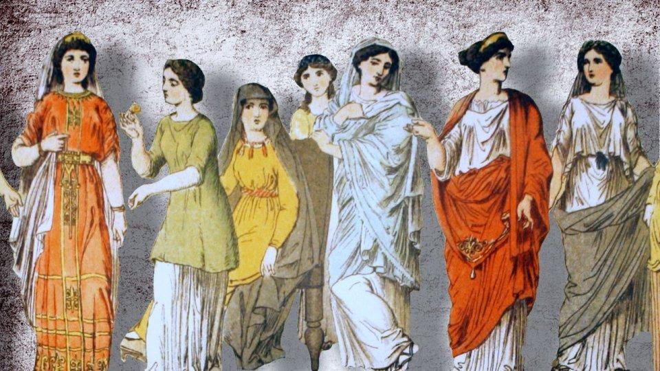 Starożytne rzymskie randki