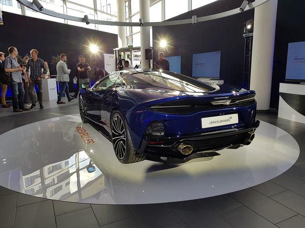 McLaren GT w Polsce