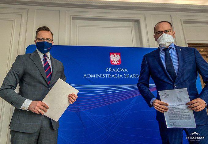 Posłowie KO złożyli zawiadomienie do NIK w sprawie respiratorów i brakujących milionów z VAT