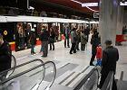 Ile osób jeździ drugą linią metra? Mamy szczegółowe dane. Stacja Wileński oblegana, a Powiśle...