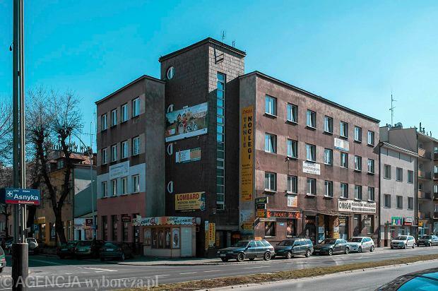09.03.2015 Rzeszow , ul Asnyka 10 . Kamienica . Fot. Patryk Ogorzalek / Agencja Gazeta