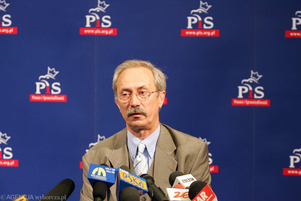 Stanisław Kostrzewski w 2005 r.