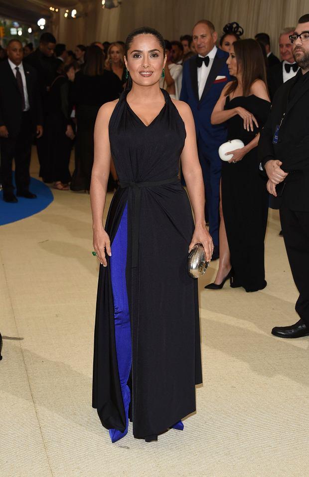 Zdjęcie numer 18 w galerii - MET Gala 2017. Jennifer Lopez z nowym partnerem i Rihanna w najdziwaczniejszej kreacji wieczoru
