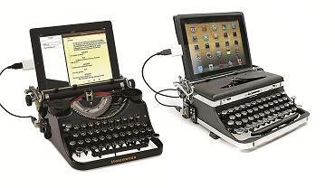 USB Typewriter: coś dla sentymentalnych właścicieli tabletów