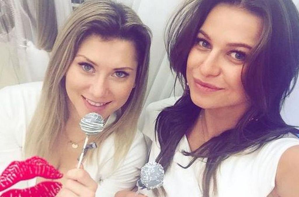Aleksandra Dec i Anna Lewandowska