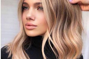 Bronde - modny kolor włosów. To hit Instagrama. Jak wygląda? Komu pasuje?
