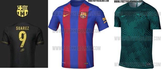 3bea48ff5250c9 Zdjęcie numer 0 w galerii - Tak będą wyglądać nowe stroje Barcelony? Jest  wyciek [