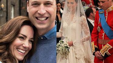 Księżna Kate i książę William świętują 10. rocznicę ślubu