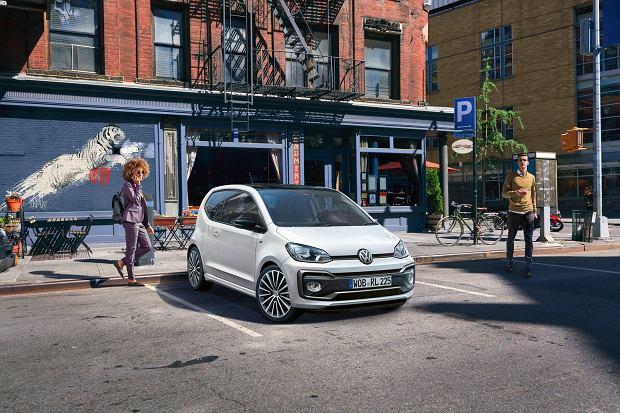 Volkswagen up! z agresywnym pakietem R-Line