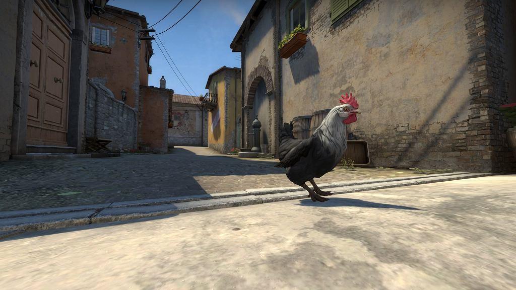 Nowa tekstura kurczaka w aktualizacji CS:GO