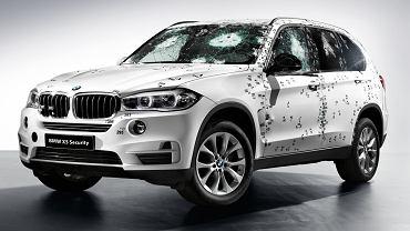BMW X5 (F15) Security