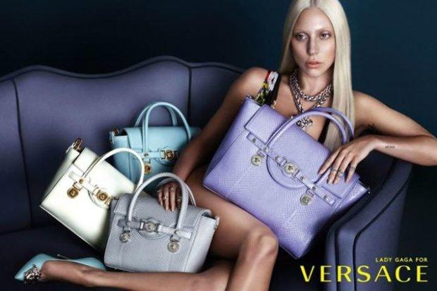 Kampania Versace z Lady Gagą