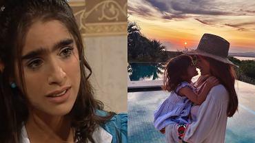"""""""Zbuntowany anioł"""". 20 lat temu zagrała Glorię. Jak się zmieniła? Jest matką i malarką. Świetna forma!"""
