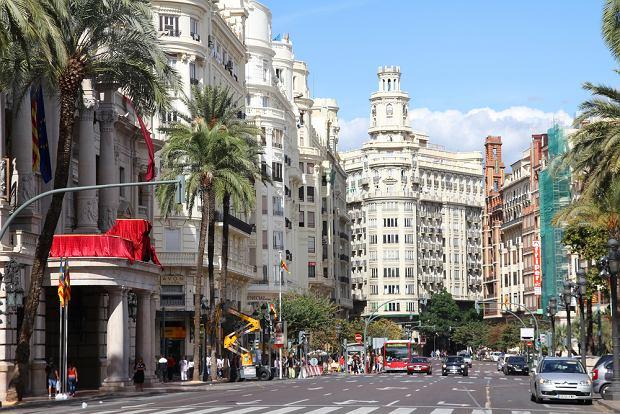 Hiszpania wakacje. Walencja/fot. shutterstock