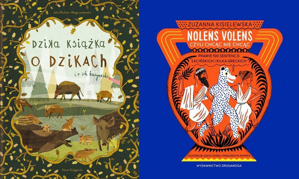 Zwycięskie książki - Przecinek i Kropka 2021
