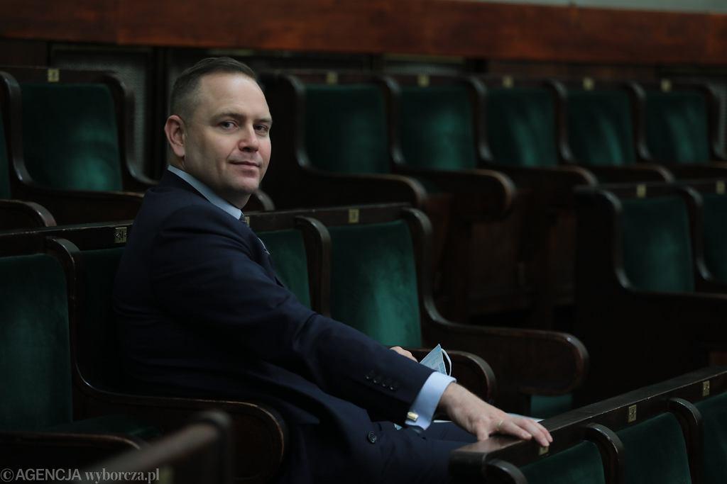 Karol Nawrocki, kandydat na prezesa IPN