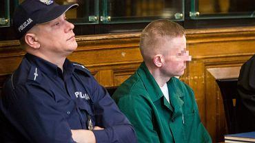 Właściciel Amber Gold Marcin P. przed sądem