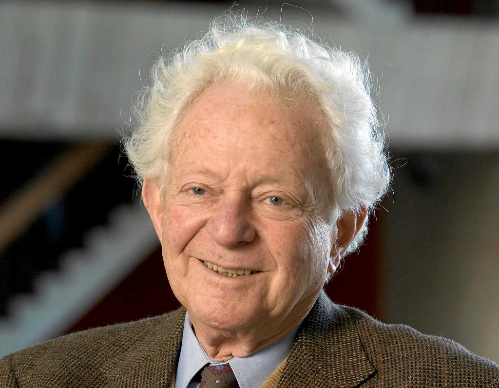 Leon Lederman w 2014 r.