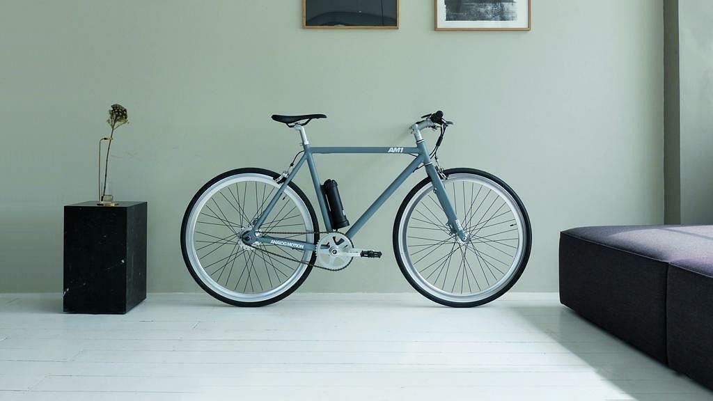 Rower lekko techno