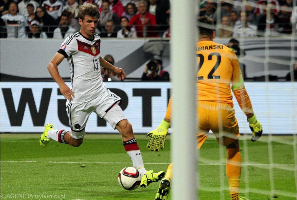 #Mecz Niemcy - Polska we Frankfurcie