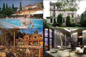 Jak się mieszka w domu Billa Gatesa? Ile kosztuje rezydencja dla kochanicy króla? Zobaczcie 10 najdroższych domów świata [RANKING]