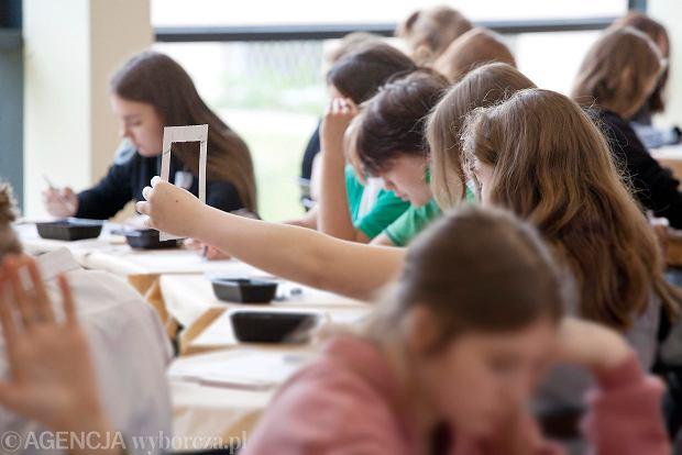 Zdjęcie numer 1 w galerii - W Gdyni odbyły się egzaminy wstępne do Liceum Sztuk Plastycznych [ZDJĘCIA]