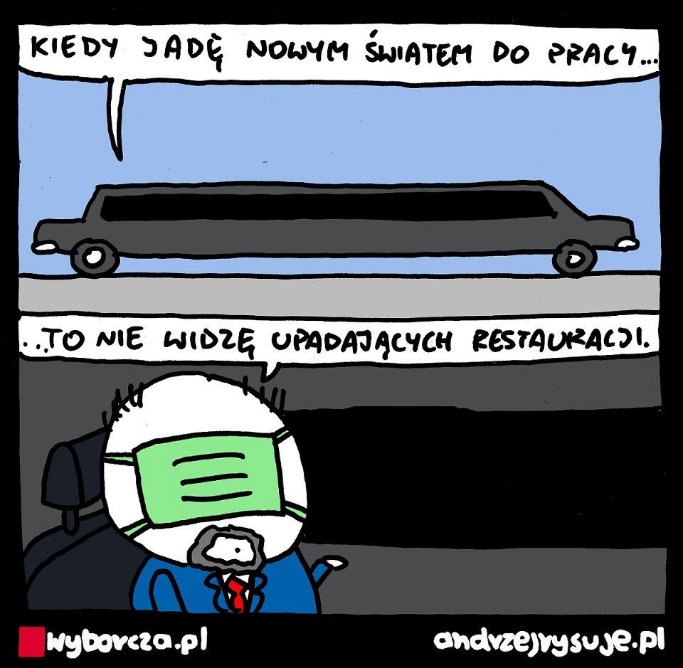Andrzej Rysuje | Niedzielski - Andrzej Rysuje - null