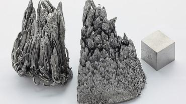 Itr - jeden z metali ziem rzadkich, które Polska być może odnajdzie na dnie Atlantyku