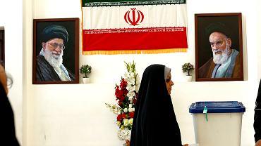 Iran. Wybory prezydenckie
