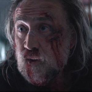 Nicolas Cage. Kadr z filmu 'Pig'