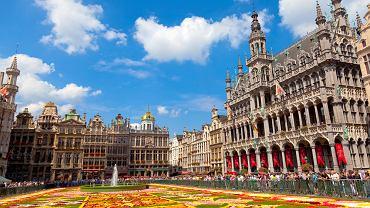 Belgia Bruksela - Wielki Plac / Shutterstock