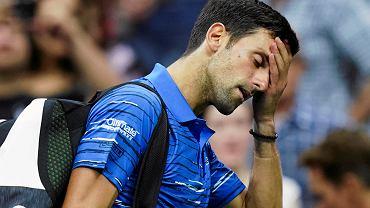 Novak Djoković odpadł z US Open 2019
