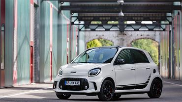 Smart EQ ForTwo oraz ForFour 2020