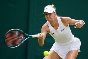 2,5 godziny morderczej walki! Magda Linette walczyła do samego końca o IV rundę Wimbledonu