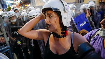 Protest w Turcji