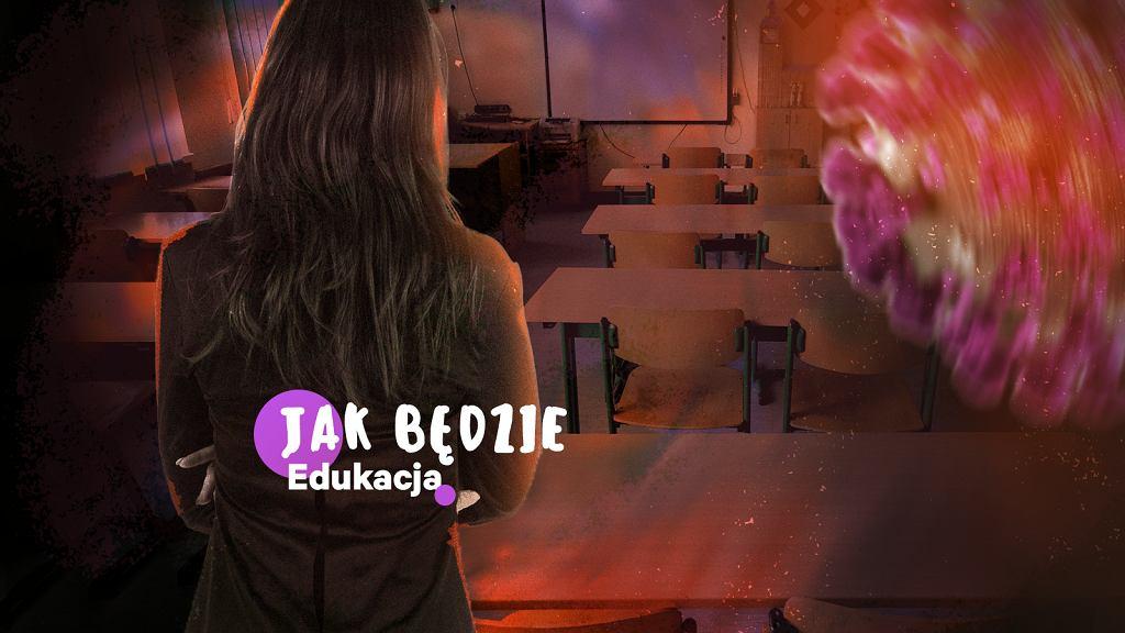 Nauczycielka o powrocie do szkół